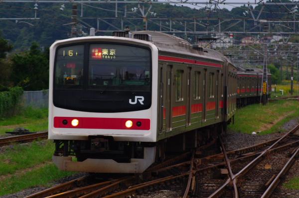 2010年10月19日 成勝通勤快速 京葉線 ケヨ7