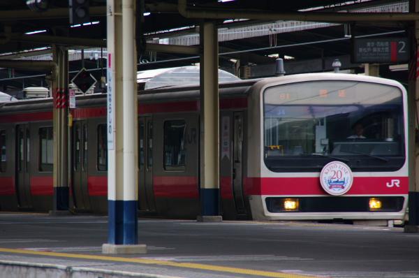 2010年10月19日 成勝通勤快速 京葉線 ケヨ34