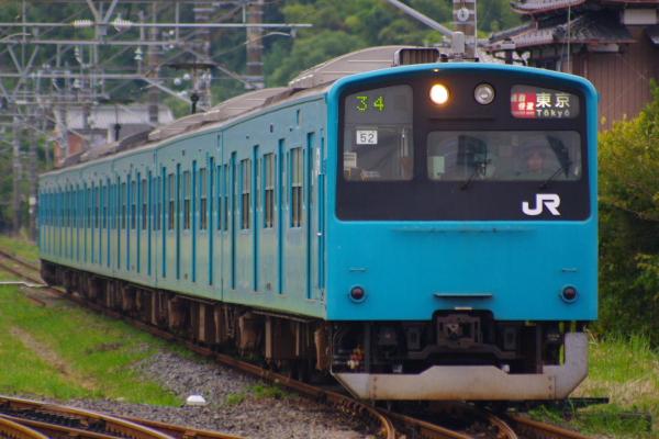 2010年10月19日 成勝通勤快速 京葉線 ケヨ52