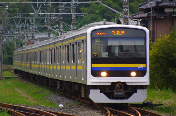 2010年10月19日 成勝通勤快速 京葉線 マリ431
