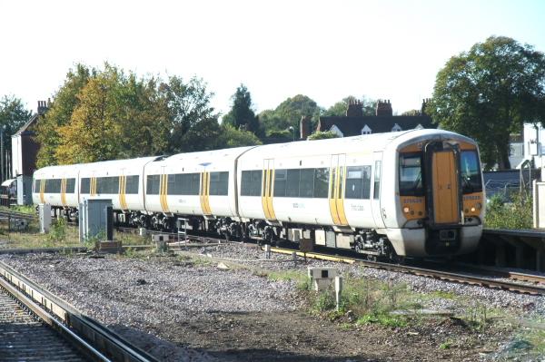 2010年 修学旅行 長距離列車