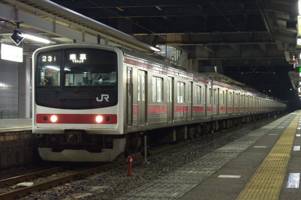 2010年11月7・12日 京葉線 動画  ケヨ3 誉田