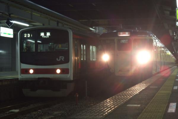 2010年11月7・12日 京葉線 動画  ケヨ3、マリ236