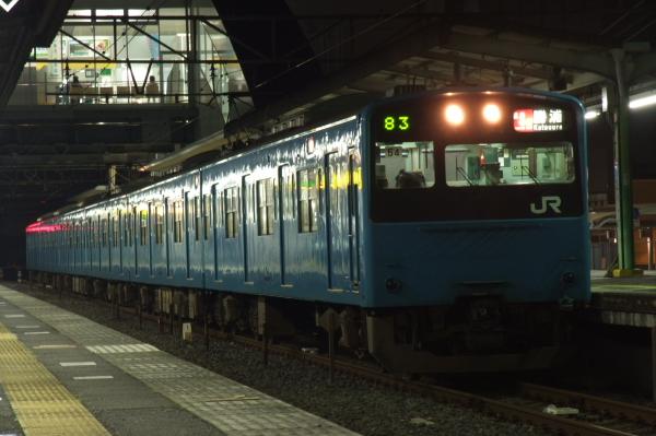 2010年11月7・12日 京葉線 動画  ケヨ54 誉田