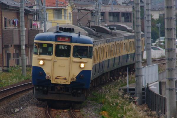 2010年11月14日 外房線 276M マリ236 蘇我-鎌取