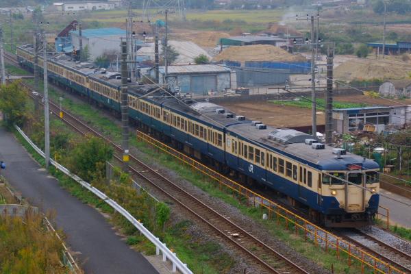 2010年11月14日 外房線 269M マリ202+マリS223 蘇我-鎌取