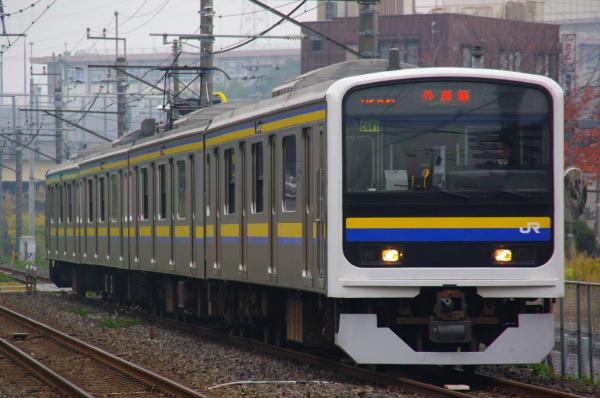2010年11月14日 外房線 マリC441 蘇我-鎌取