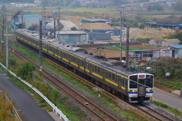 2010年11月14日 外房線 1649M マリ503 蘇我-鎌取
