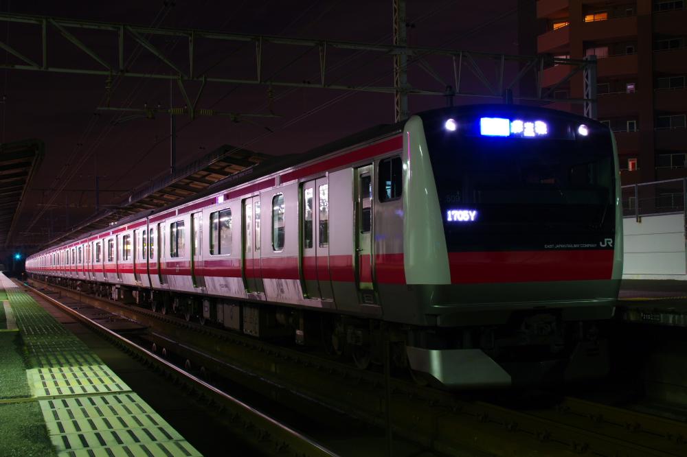 2010年11月19日 ケヨ505試運転 バルブ  ケヨ509