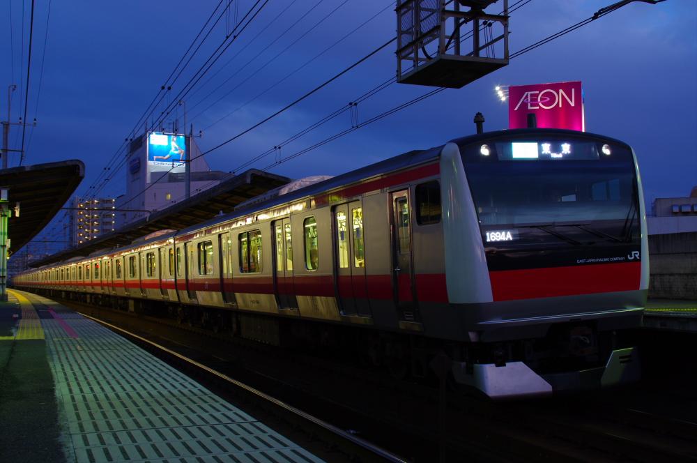 2010年11月19日 ケヨ505試運転 バルブ  ケヨ504