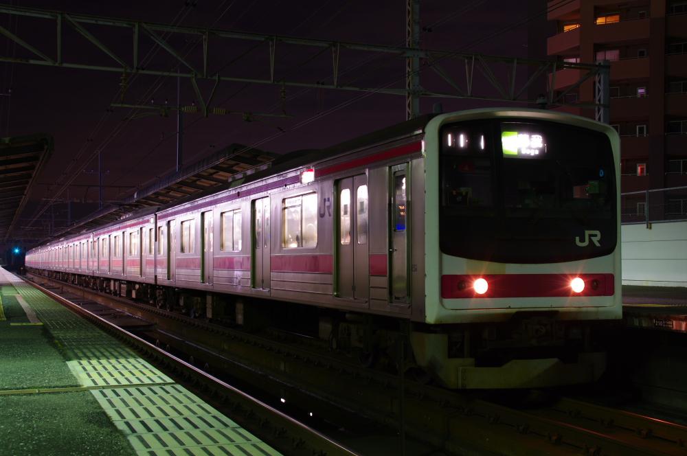 2010年11月19日 ケヨ505試運転 バルブ  ケヨ4