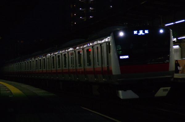 2010年11月19日 ケヨ505試運転 バルブ  9298M ケヨ505