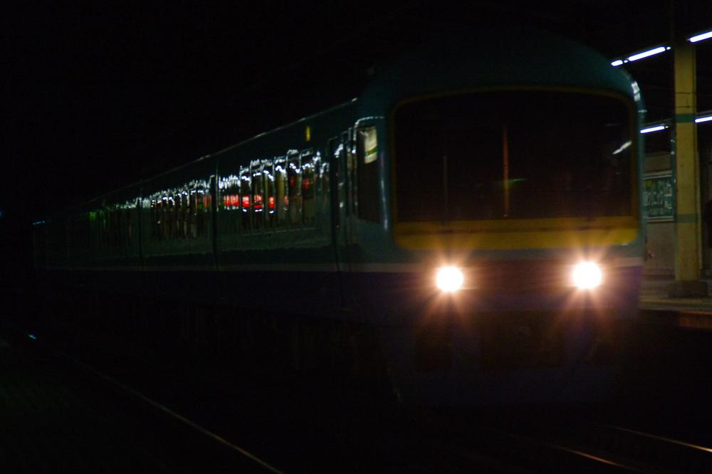 2010年11月19日 ケヨ505試運転 バルブ  ニューなのはな
