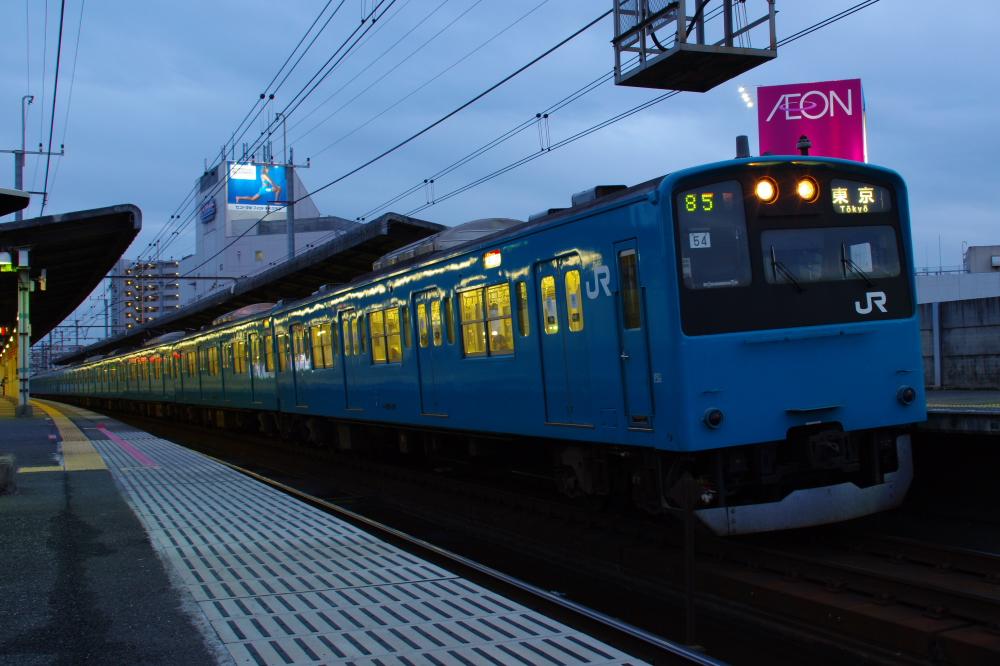 2010年11月19日 ケヨ505試運転 バルブ  ケヨ54+K4