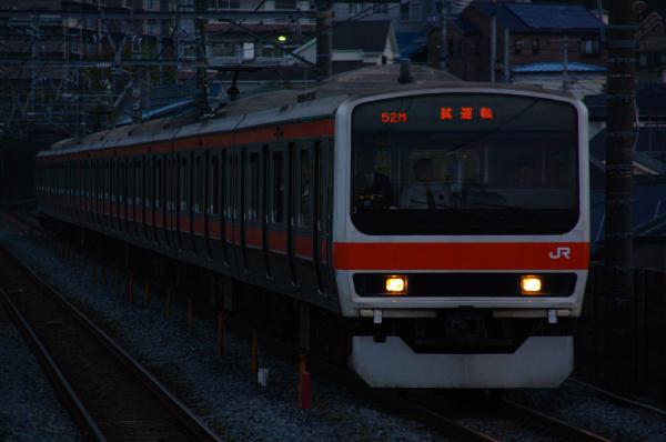 2010年11月21日 房総各線 武蔵野線 M73 新松戸