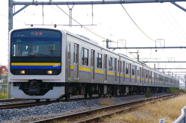 2010年11月21日 房総各線 マリC433