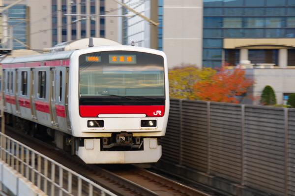 2010年11月24~27日 京葉線 紅葉  Ak1
