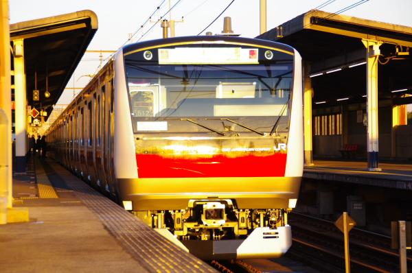 2010年11月24~27日 京葉線 ケヨ512