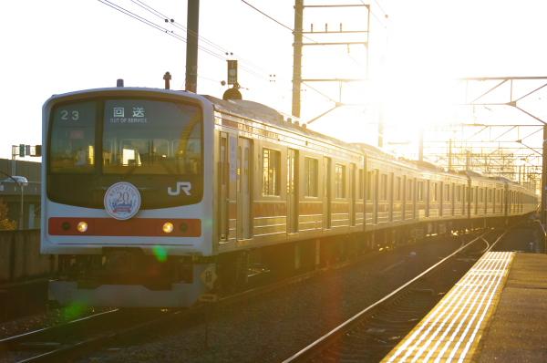2010年11月24~27日 京葉線 ケヨ10