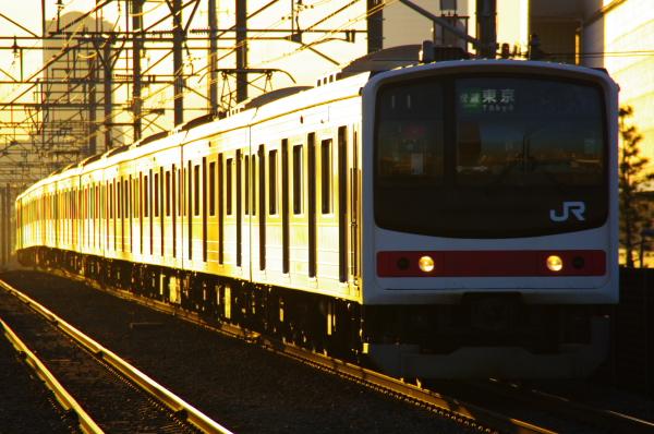 2010年11月24~27日 京葉線 ケヨ4
