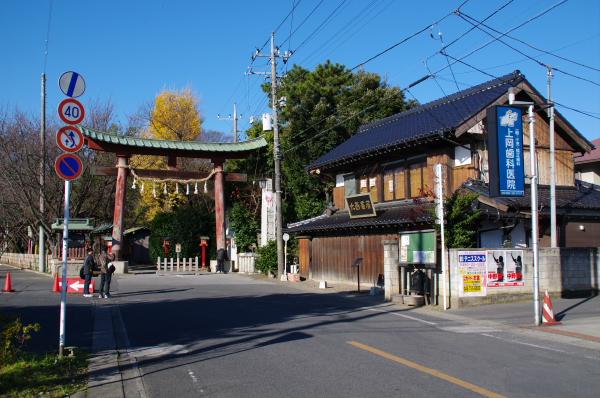2010年12月12日 東北方面 鷲宮神社