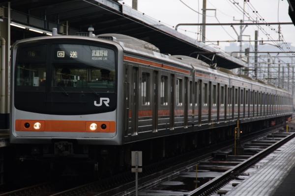 2010年12月14日 京葉線  M63