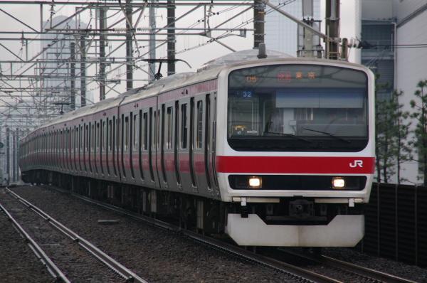 2010年12月14日 京葉線  ケヨ32 新習志野