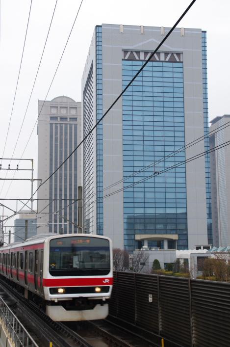 2010年12月14日 京葉線  ケヨ32 海浜幕張