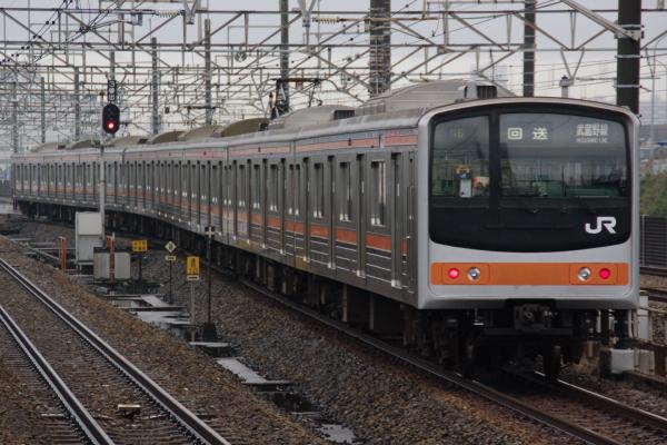 2010年12月14日 京葉線  ケヨM63