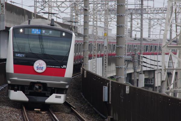 2010年12月14日 京葉線  ケヨ501 二俣新町