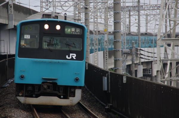 2010年12月14日 京葉線  ケヨ52 二俣新町