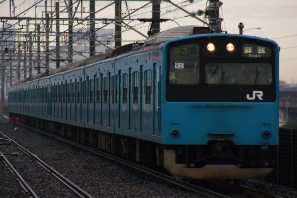 2010年12月14日 京葉線  ケヨ52 新習志野