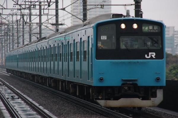 2010年12月14日 京葉線  ケヨ52 検見川浜