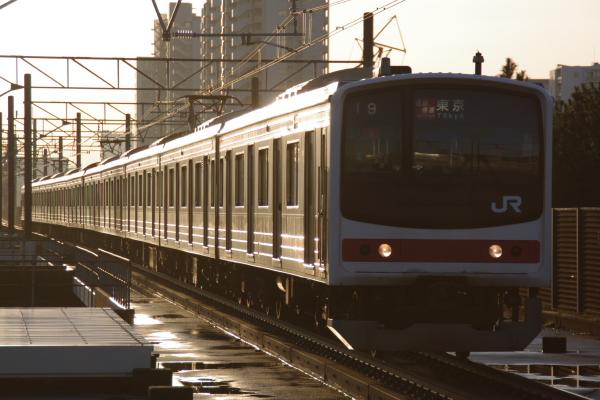 2010年12月15日 京葉線 ケヨ9