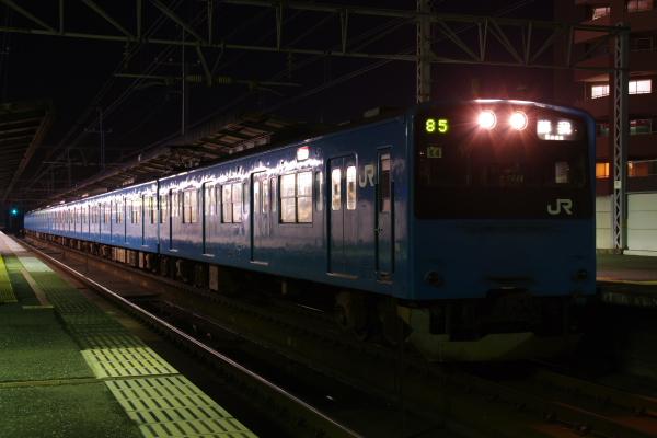 2010年12月16,17日 京葉線  ケヨ52+K2 稲毛海岸