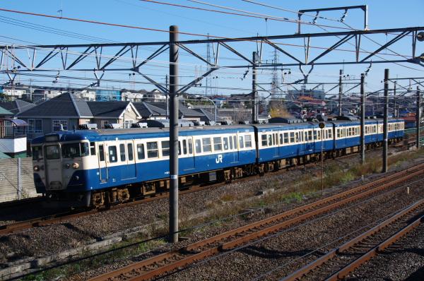 2010年12月16,17日 京葉線  マリ103