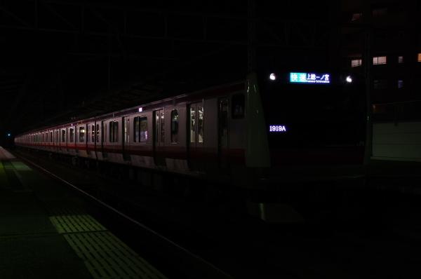 2010年12月16,17日 京葉線  ケヨ503 稲毛海岸