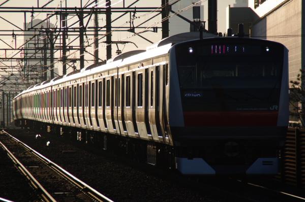 2010年12月16,17日 京葉線  ケヨ512 新習志野