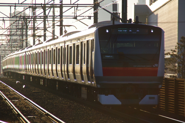 2010年12月16,17日 京葉線 ケヨ508 新習志野