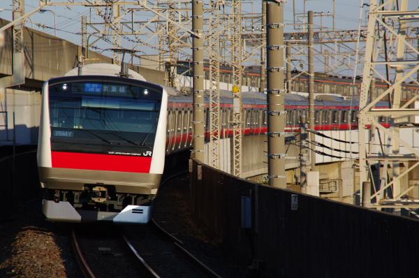 2010年12月18日 京葉線  ケヨ512