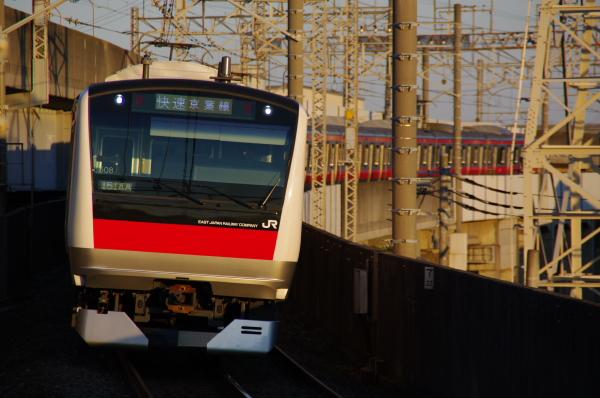 2010年12月18日 京葉線  ケヨ508
