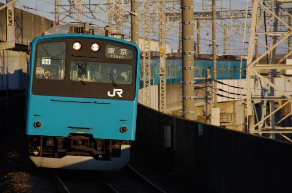 2010年12月18日 京葉線  ケヨ54 二俣新町