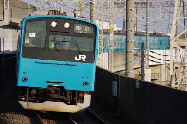 2010年12月18日 京葉線  ケヨ52+K2