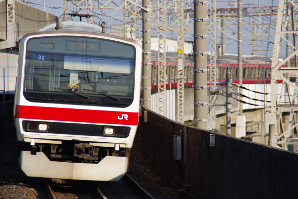 2010年12月18日 京葉線  ケヨ32
