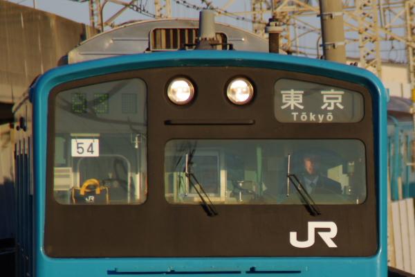 2010年12月18日 京葉線  18日