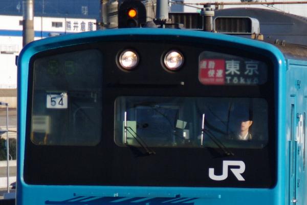 2010年12月18日 京葉線  17日