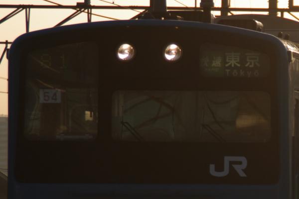 2010年12月18日 京葉線  15日