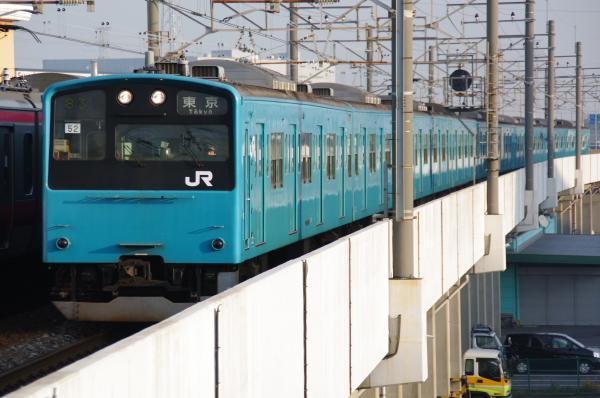 2010年12月19,20,21日 京葉線  ケヨ52+K2