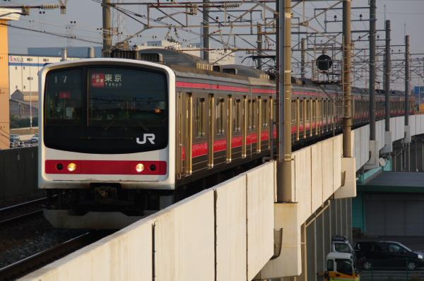 2010年12月19,20,21日 京葉線  ケヨ9 市川塩浜