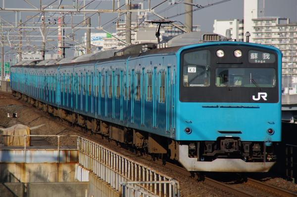 2010年12月23、24日 京葉線  ケヨ53+K3 舞浜